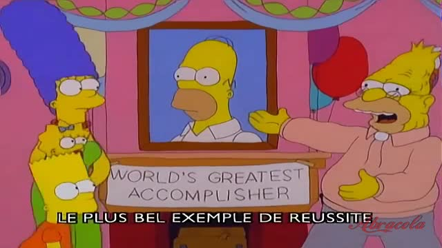 Compilation Grand-Père Simpson (Saison 10 à 13)