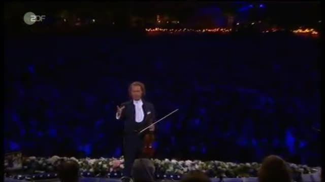 Andre Rieu - Conquest of Paradise (Maastricht 2008) DIGITAL TV