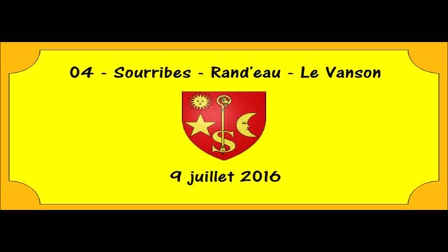 04 - Sourribes - Rand'eau - Le Vanson 1