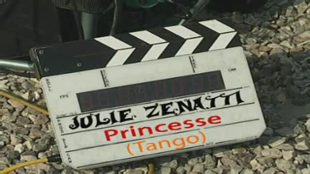 Making Of 'Princesse' - Juin 2007