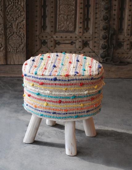 Tabouret Barries